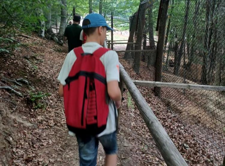 M.Α.μ.Α : Ταξιδεύοντας με τον αυτισμό στο Νυμφαίο