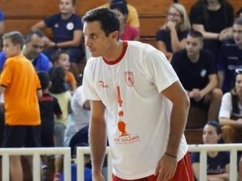 ΑΠΣ Φίλιππος Βέροιας Volleyball : Έναρξη συνεργασίας με Θάνο Ντίνα