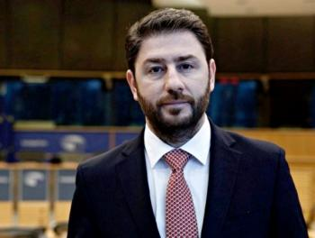 Yποστηρικτής της υποψηφιότητας Νίκου Ανδρουλάκη ο Τάσος Τασιόπουλος στην Ημαθία