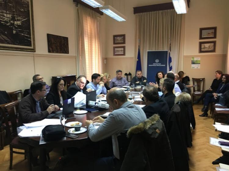 Ο πολιτιστικός τουρισμός στο επίκεντρο της συνάντησης για το έργο CHRISTA στην Περιφέρεια Κεντρικής Μακεδονίας