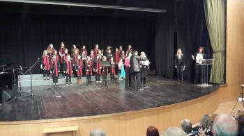 Η «ΜΕΛΙΣΣΑΝΘΗ» τραγούδησε στην 23η Συνάντηση χορωδιών του Δήμου Νεάπολης-Συκεών