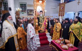 Πανηγύρισε ο Ιερός Ναός του Αγίου Σάββα Κυριωτίσσης Βεροίας