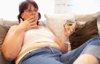 Ποιό βλάπτει περισσότερο, το κάπνισμα ή η παχυσαρκία ;