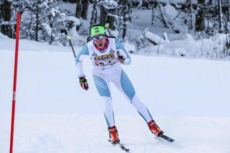 Στο γαλλικό πρωτάθλημα δρόμων αντοχής, Premanon–Les Tuffes, η αθλήτρια του Ε.Ο.Σ Νάουσας, Ντάνου Μαρία