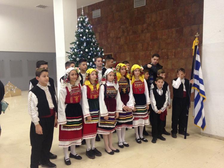 Στο Διεθνές Φεστιβάλ «International Folk Dance Festival - Winter Edition» συμμετείχε «Η Αράπιτσα»