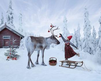 Τα Χριστούγεννα στη Δημόσια Βιβλιοθήκη της Βέροιας