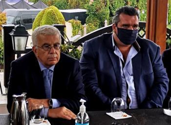 Στράτος Σιμόπουλος : «Το έργο της νέας πτέρυγας του Νοσοκομείου Βέροιας το έχει κάνει η κεντρική διοίκηση»