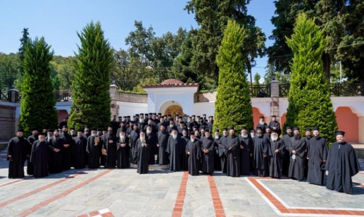 Πρώτη Ιερατική Σύναξη για το νέο Εκκλησιαστικό έτος στην Ιερά Μητρόπολη Βεροίας