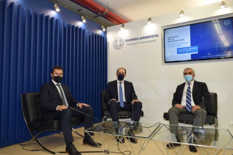 Απόστολος Βεσυρόπουλος : «Η αντιμετώπιση του λαθρεμπορίου είναι κοινός στόχος για την Πολιτεία και την Υγιή Επιχειρηματικότητα»