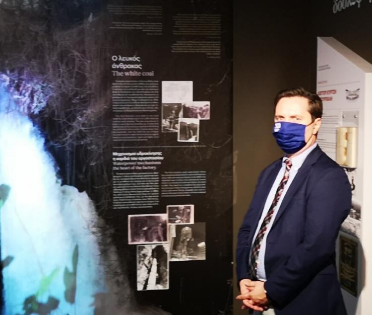 «Ιστορίας νήματα» : Η Νάουσα τιμά τη βιομηχανική της κληρονομιά, με τα εγκαίνια του μουσείου της ΕΡΙΑ, το Σάββατο 18 Σεπτεμβρίου