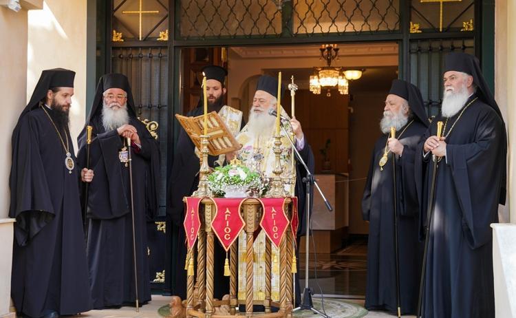 Πραγματοποιήθηκαν τα Εγκαίνια του Κειμηλιαρχείου της Ιεράς Μητροπόλεως Σερβίων και Κοζάνης