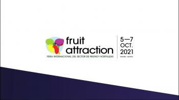 Συμμετοχή της Περιφέρειας Κεντρικής Μακεδονίας και του Περιφερειακού Ταμείου Ανάπτυξης στη διεθνή έκθεση FRUIT ATTRACTION 2021