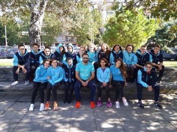 Η Κολυμβητική Ακαδημία «ΝΑΟΥΣΑ» στα «25α ΑΛΕΞΑΝΔΡΕΙΑ»