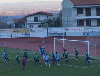 Κύπελλο ΕΠΣ Ημαθίας : ΦΑΣ Νάουσα-Φίλιππος Αλεξάνδρειας 1-0