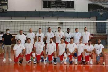 Νικηφόρο το α' φιλικό της σεζόν για το Φίλιππο Βέροιας Volleyball