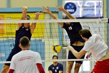 Α.Π.Σ Φίλιππος Βέροιας Volleyball : Φιλική ισοπαλία στο β' ματς με τους