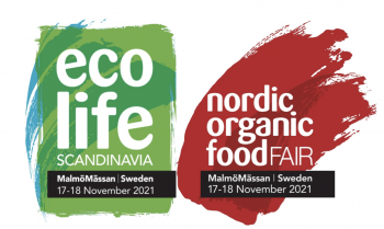 Η Περιφέρεια Κεντρικής Μακεδονίας συμμετέχει στη Διεθνή Έκθεση Eco Life Scandinavia & Nordic Organic Food Fair 2021