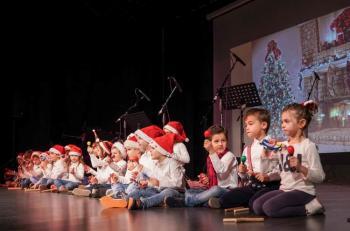 «Ο Χιονάνθρωπος και εγώ» : χριστουγεννιάτικη εκδήλωση του Ωδείου της Ιεράς Μητροπόλεως στη Νάουσα
