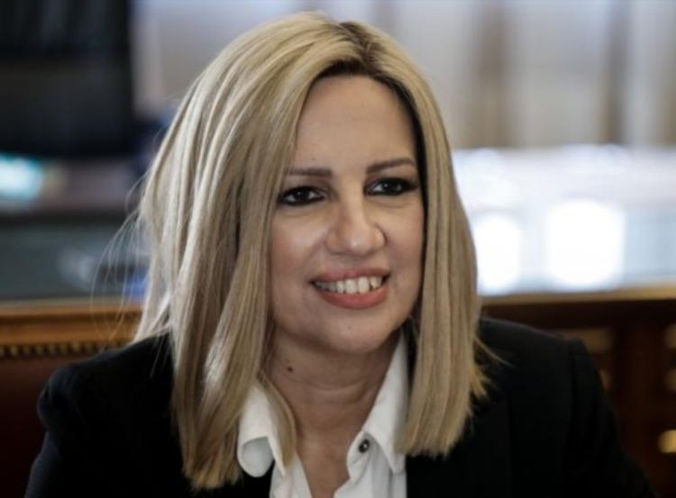 Παραιτήθηκε από την «κούρσα» της προεδρίας του ΚΙΝ. ΑΛ. η Φώφη Γεννηματά