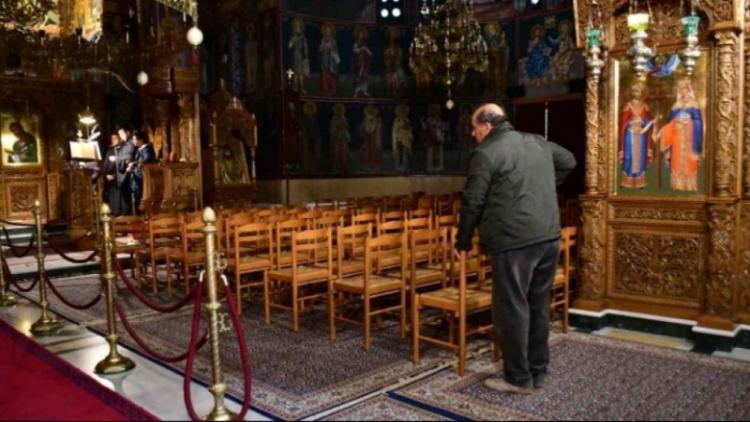 Κολλάει ο κορωνοϊός στην...εκκλησία;  -Του Θόδωρου Ελευθεριάδη