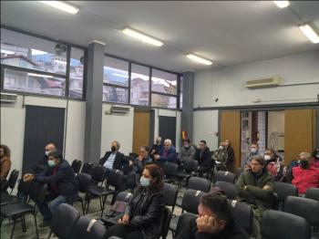 Ε.Κ. Νάουσας : Με επιτυχία πραγματοποιήθηκε η χθεσινή σύσκεψη σωματείων, αγροτικών συλλόγων και φορέων