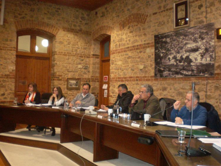 Ψηφίστηκε ο προϋπολογισμός και το τεχνικό πρόγραμμα του Δήμου Βέροιας για το έτος 2018