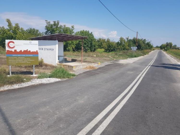 Ολοκληρώθηκαν τα Έργα Αγροτικής Οδοποιίας του Δήμου Βέροιας στις Τ.Κ. Τριλόφου και Ν. Νικομήδειας