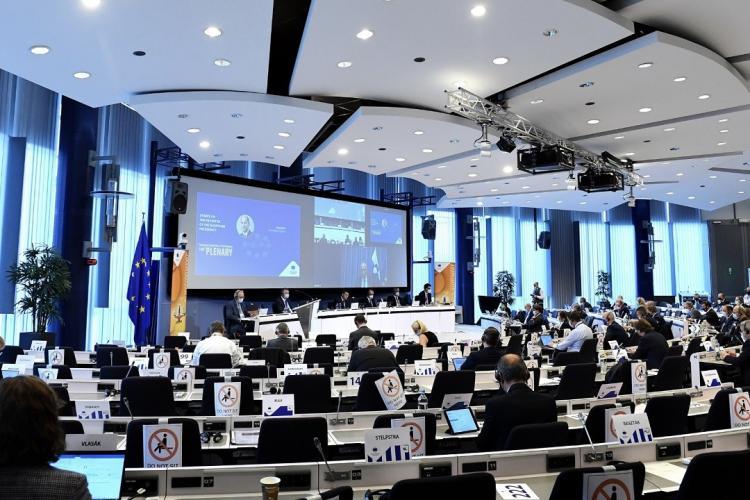 Ο Α. Τζιτζικώστας παρουσίασε το Βαρόμετρο των Περιφερειών και των Δήμων της ΕΕ 2021 στην Ολομέλεια της Ευρωπαϊκής Επιτροπής των Περιφερειών στις Βρυξέλλες
