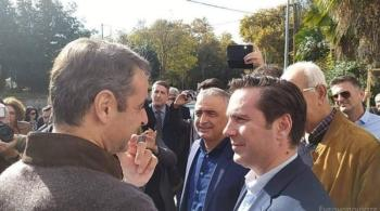 Ενδιαφέρει τους βουλευτές της Νέας Δημοκρατίας στην Ημαθία η επένδυση των 10,7 εκ. ευρώ, που εξήγγειλε ο πρωθυπουργός, για τα 3-5 Πηγάδια;