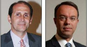 Βεσυρόπουλος-Σταϊκούρας: «100 δις έφτασαν οι ληξιπρόθεσμες οφειλές, πέρασαν το 1.000.000 οι κατασχέσεις»