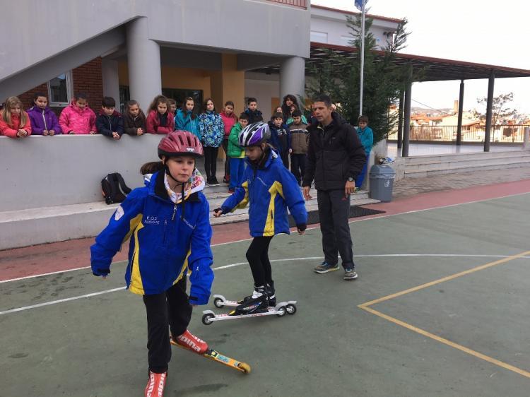 Συμμετοχές αθλητών του ΕΟΣ Νάουσας σε fis training camp και «Φιλίππειο Δρόμο»