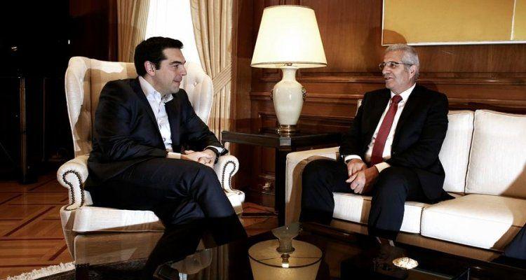 Συνάντηση Τσίπρα-Κυπριανού μετά το ναυάγιο των διαπραγματεύσεων στην Ελβετία για το Κυπριακό