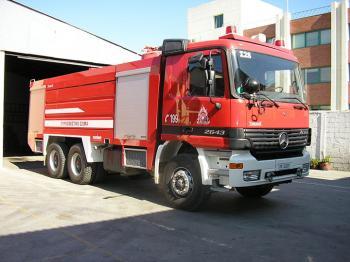 Δύο κατασβέσεις πυρκαγιών και δύο απεγκλωβισμοί από την Πυροσβεστική τη Δευτέρα και την Τρίτη