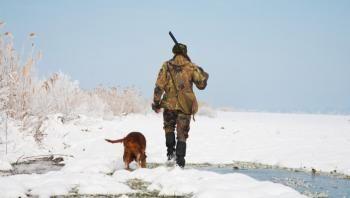 Δασική Απαγορευτική Διάταξη Θήρας σε περίπτωση μεγάλων χιονοπτώσεων