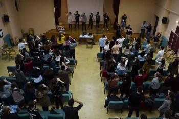 Συμμετοχή του 2ου ΓΕΛ Βέροιας στην 36η εθνική συνδιάσκεψη επιλογής του ευρωκοινοβουλίου νέων Ελλάδας