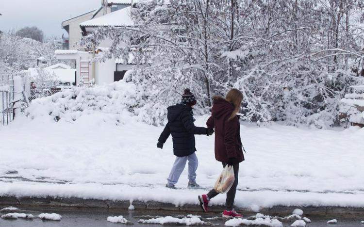 Δήμος Βέροιας : Επιδείνωση του καιρού από σήμερα, με χιονοπτώσεις και παγετό για αρκετές ημέρες