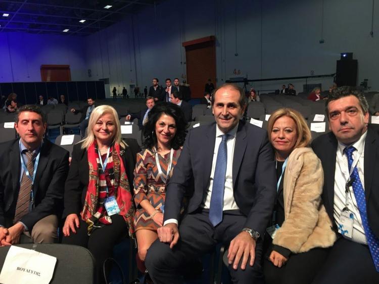 Απόστολος Βεσυρόπουλος στο 11ο Συνέδριο της ΝΔ: «Οικονομία : Από τη μιζέρια στις νέες δουλειές»