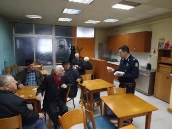 Ενημερωτική δράση της Διεύθυνση Αστυνομίας Ημαθίας ενόψει των γιορτών