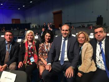 Ομιλητής στο συνέδριο της ΝΔ ο Απόστολος Βεσυρόπουλος