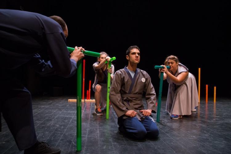 Καταχειροκροτήθηκαν οι «Νεφέλες» στο Δημοτικό Θέατρο Νάουσας