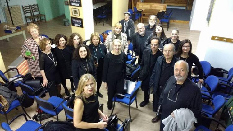 Χριστουγεννιάτικη συναυλία του φωνητικού συνόλου «Ηχώ Βερόης» στη Δημόσια Βιβλιοθήκη Βέροιας