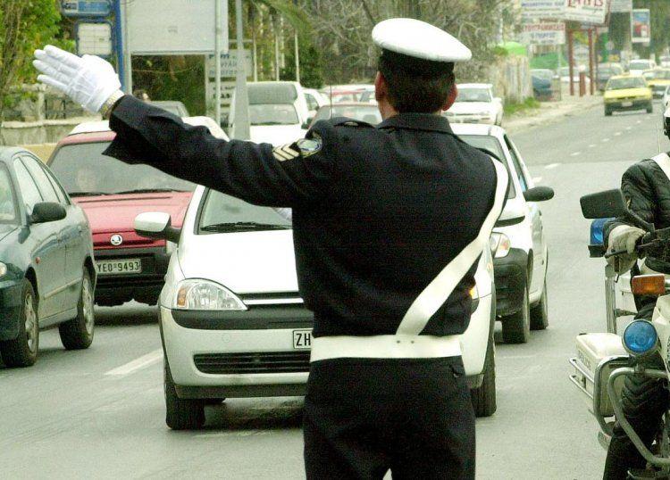 Περιοριστικά μέτρα κυκλοφορίας σήμερα στη Βέροια