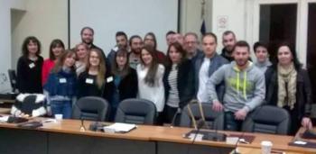 Ενημέρωση των γονέων μαθητών που συμμετέχουν στο Κοινωνικό Φροντιστήριο Δήμου Νάουσας