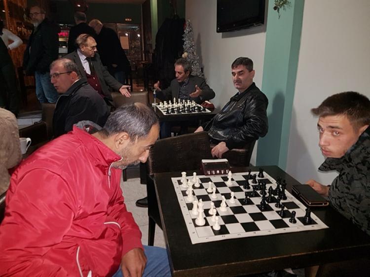 Με επιτυχία η εκδήλωση της σκακιστικής λέσχης Βέροιας στο «μικρό χάνι»
