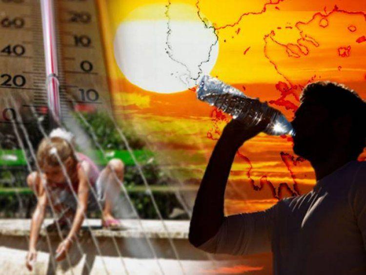 Τμήμα Πολιτικής Προστασίας Π.Ε. Ημαθίας: Μέτρα προστασίας των πολιτών εν όψει του επικείμενου καύσωνα