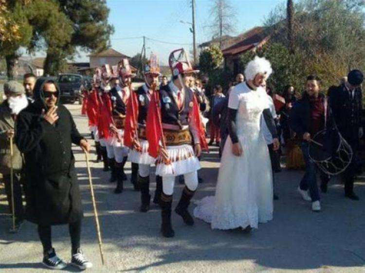 Το έθιμο των Μωμόγερων αναβίωσε ο Μορφωτικός Πολιτιστικός Σύλλογος Ν. Νικομήδειας «Ο ΑΡΙΣΤΟΤΕΛΗΣ»