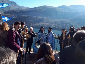 Με λαμπρότητα ο εορτασμός των Θεοφανείων στη Βέροια