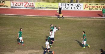Ισοπαλία 0-0 στον αγώνα Εδεσσαϊκός - Φίλιππος Αλεξάνδρειας