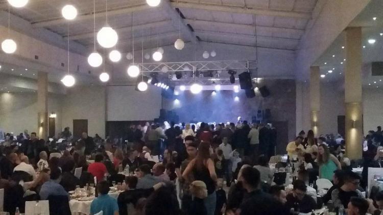 Με μεγάλη επιτυχία ο ετήσιος χορός της Ευξείνου Λέσχης Επισκοπής