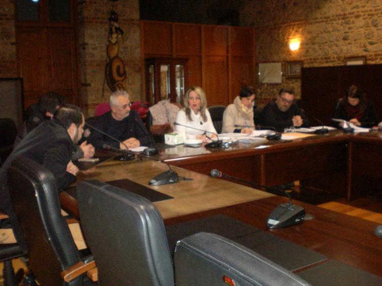 Ομόφωνη στάση των μελών της Δημοτικής Κοινότητας Βέροιας στα 6 θέματα συζήτησης στην πρώτη συνεδρίασή της για το 2018